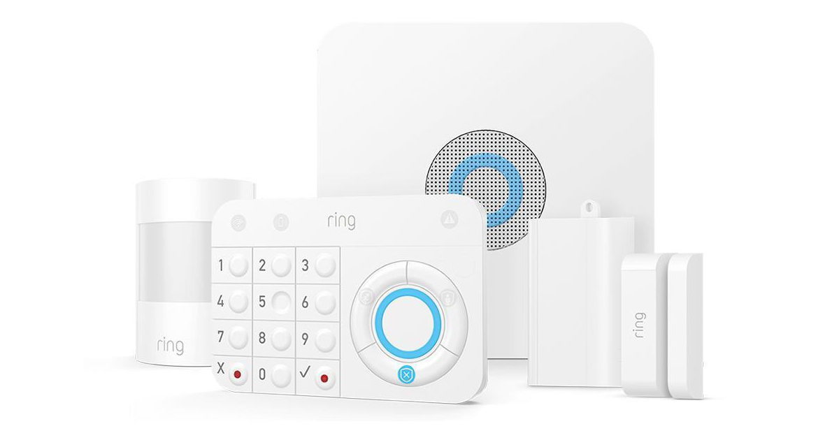 Amazon's Ring Alarm home security system