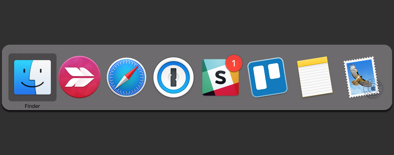 Image of apps on Mac dock. In a Special Meeting, Apple Encouraged App Subscriptions.