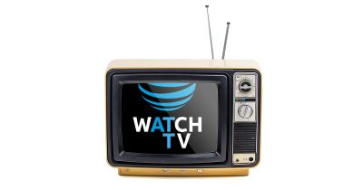 AT&T Watch TV cellular service plan