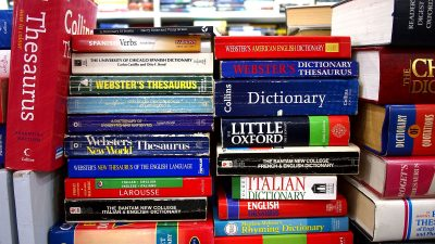 thesaurus and dictionary