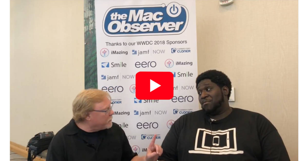 Ish interview at AltConf and WWDC 2018