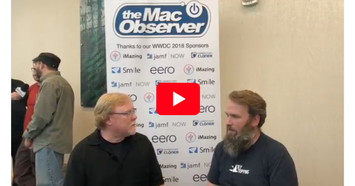 AltConf and WWDC 2018 SkyTripping interview
