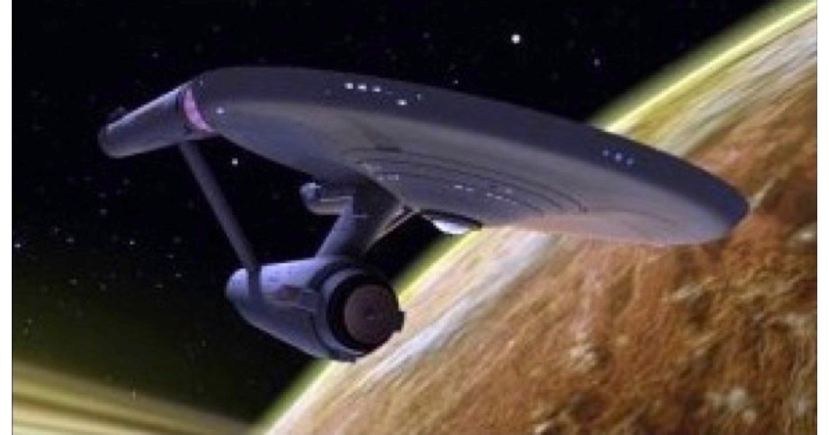 The Influence of Star Trek on Space Technology