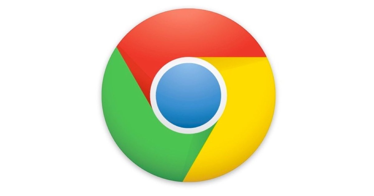 Google Chrome icon.