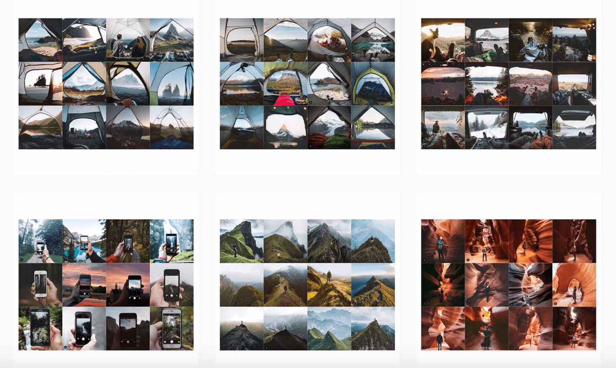 This Instagram Account Shows How Alike Photographers Are