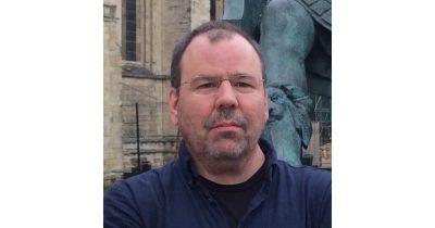 Photo of Kirk McElhearn for Background Mode.
