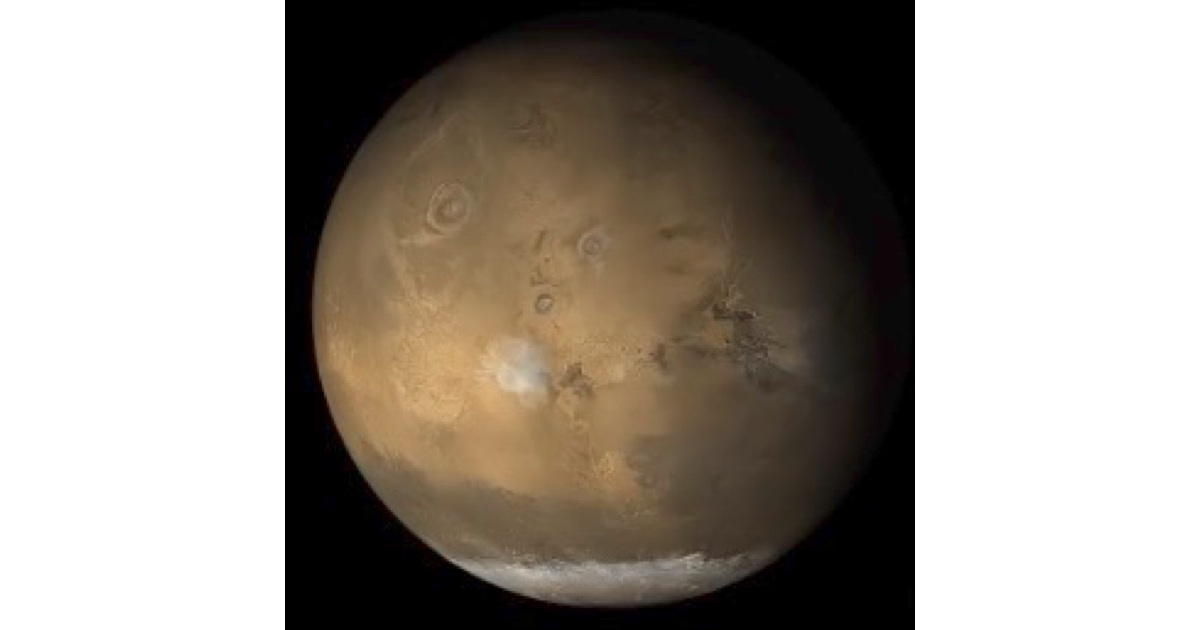 How Nasa Recorded a Quake on Mars For The First Time