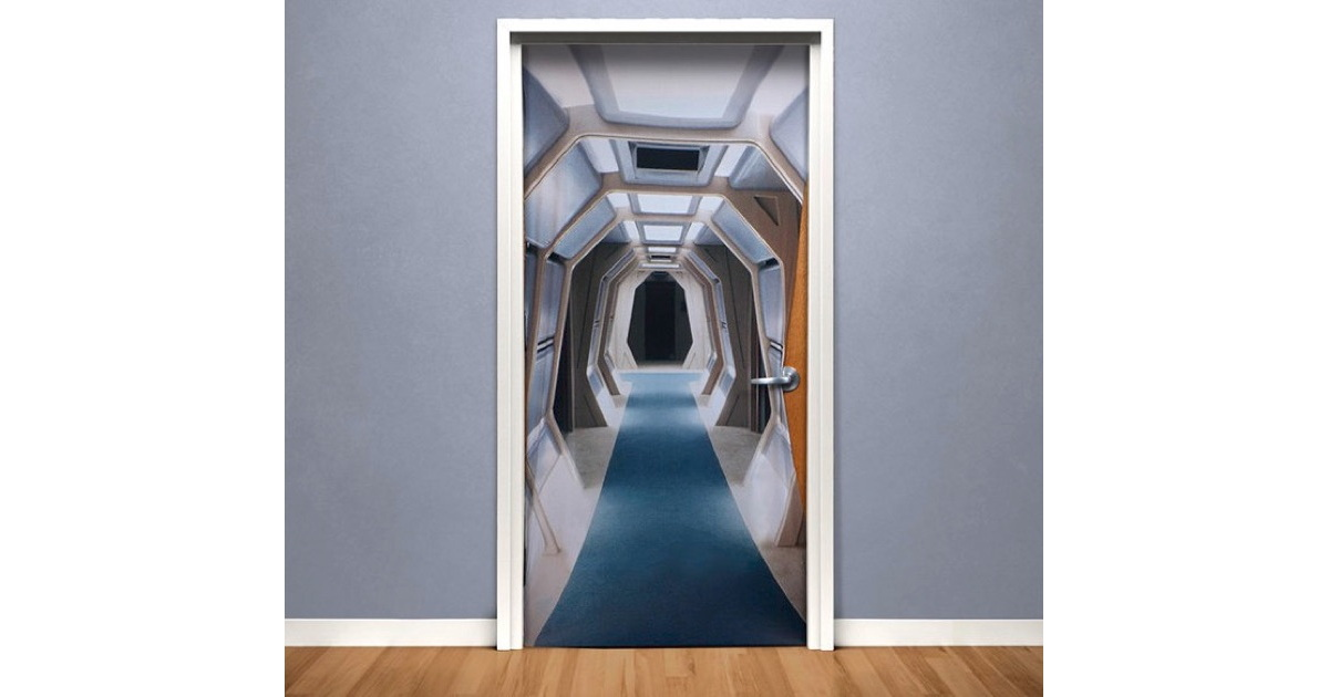 Step From Your Home Right Into the Starship Enterprise
