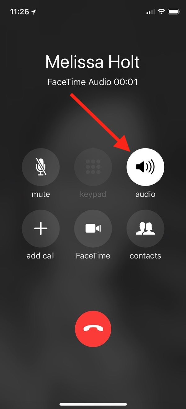 iPhone Call Is Automatically on Speaker from Call Audio Routing settings