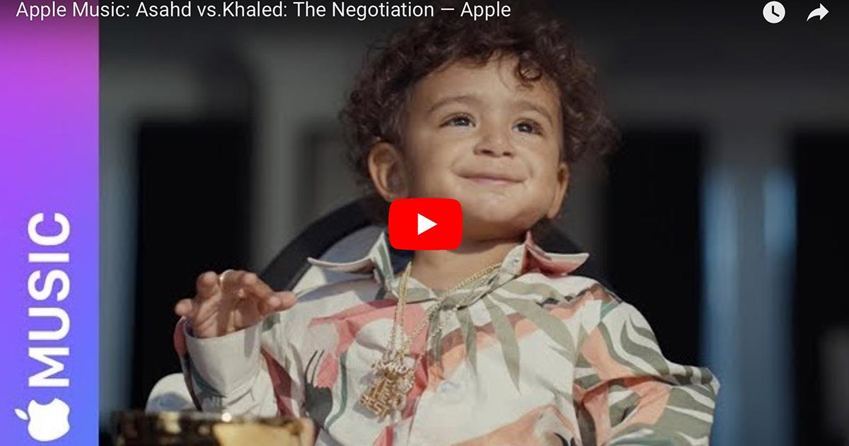 Asahd vs. Khaled - The Negotiation