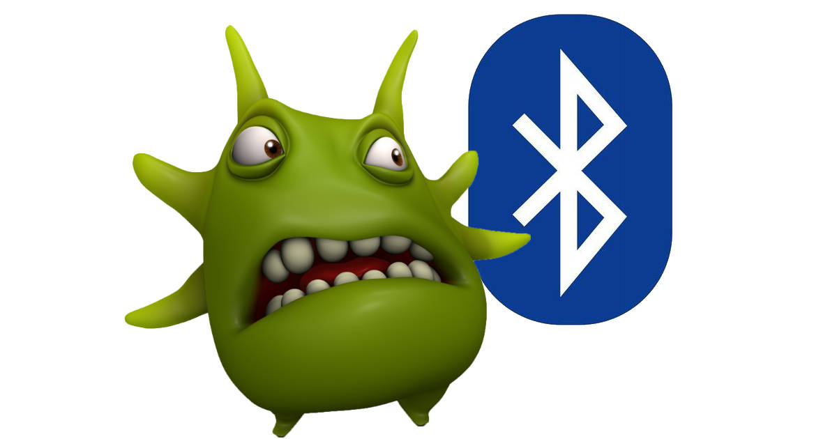 Bluetooth security bug