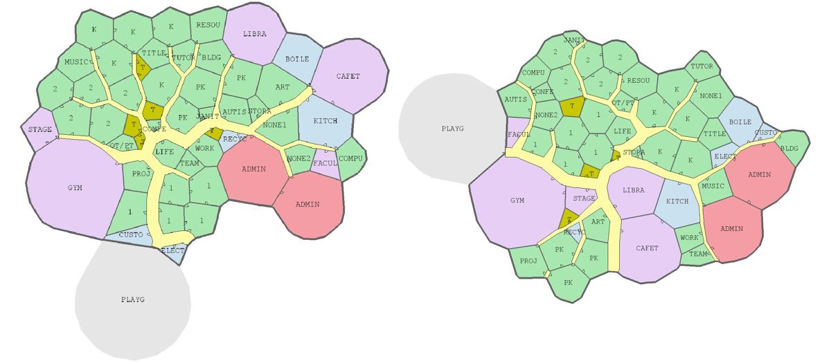 These Algorithms Can Create Efficient Floor Plans