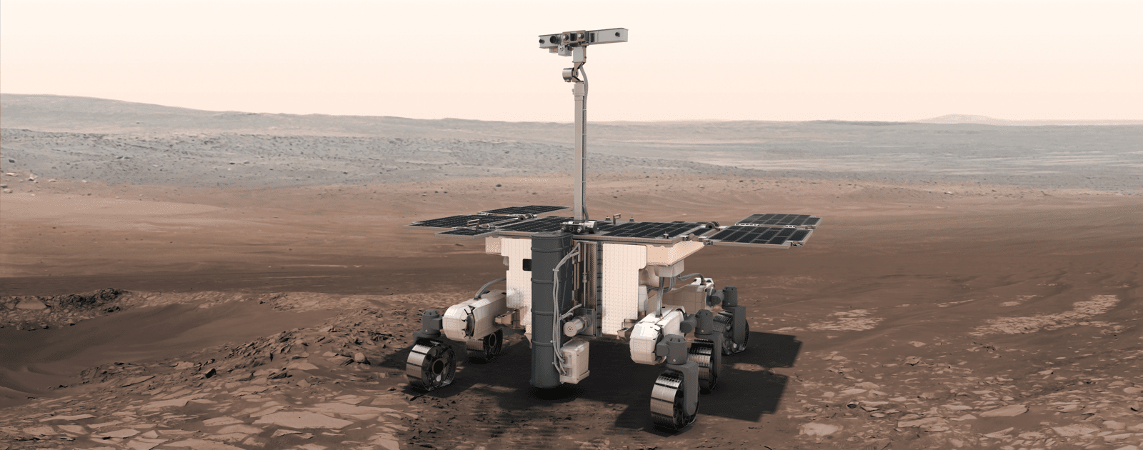 Want to Name the European Rover That Will Go to Mars in 2020?
