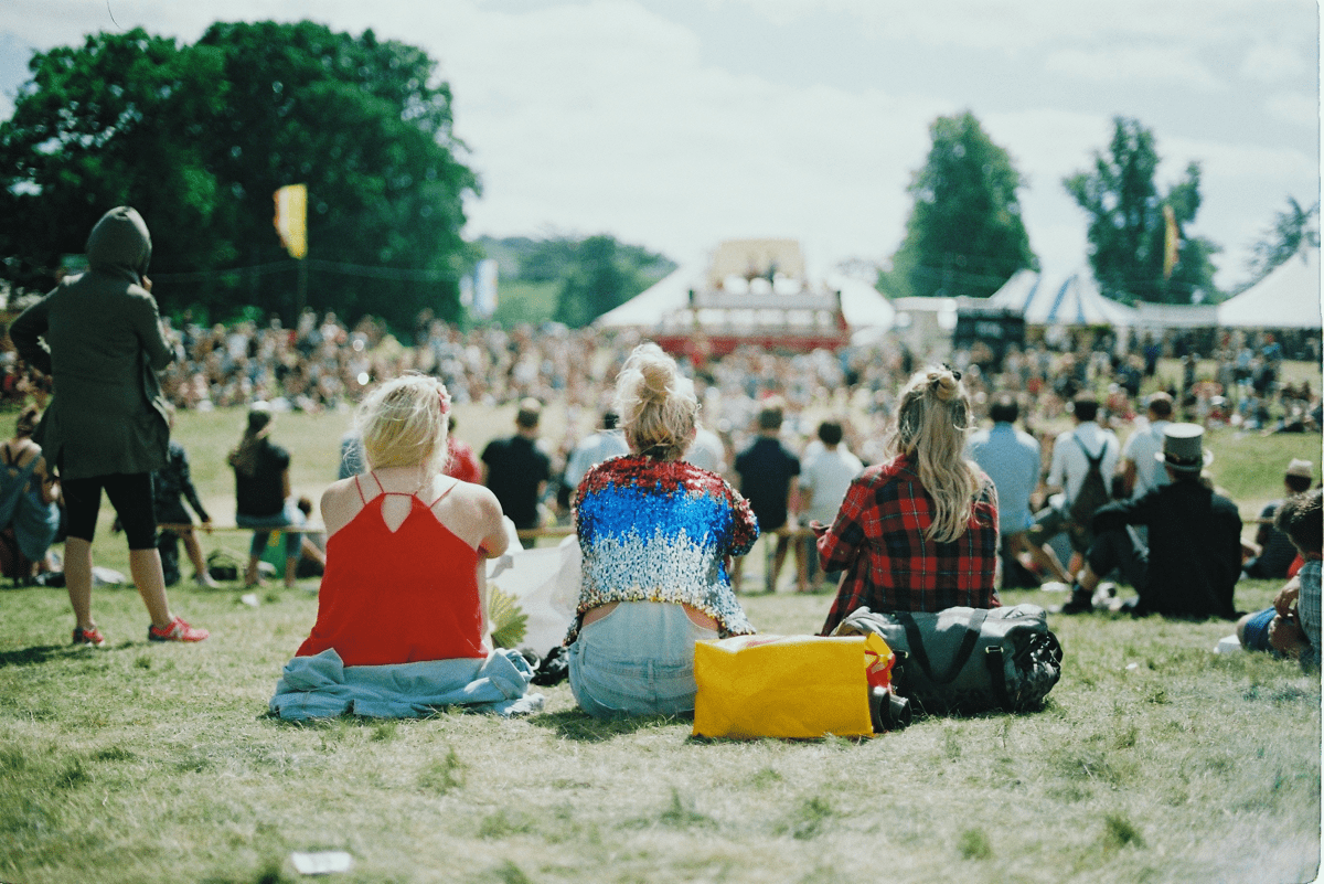 Generic image of a festival. Tim Cook Will Speak at LOVELOUD Festival This Saturday.
