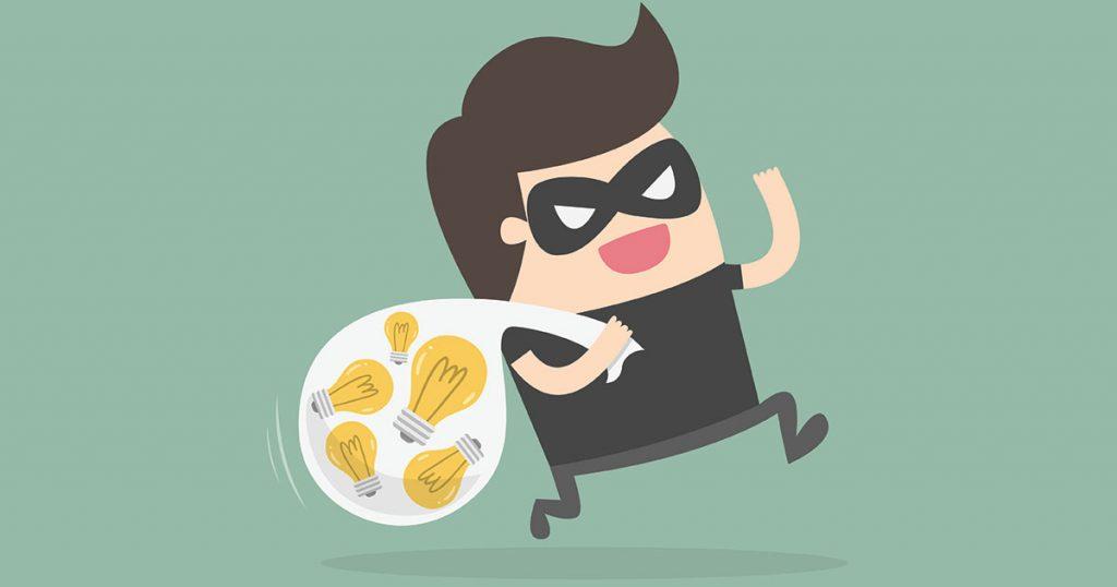 image of thief
