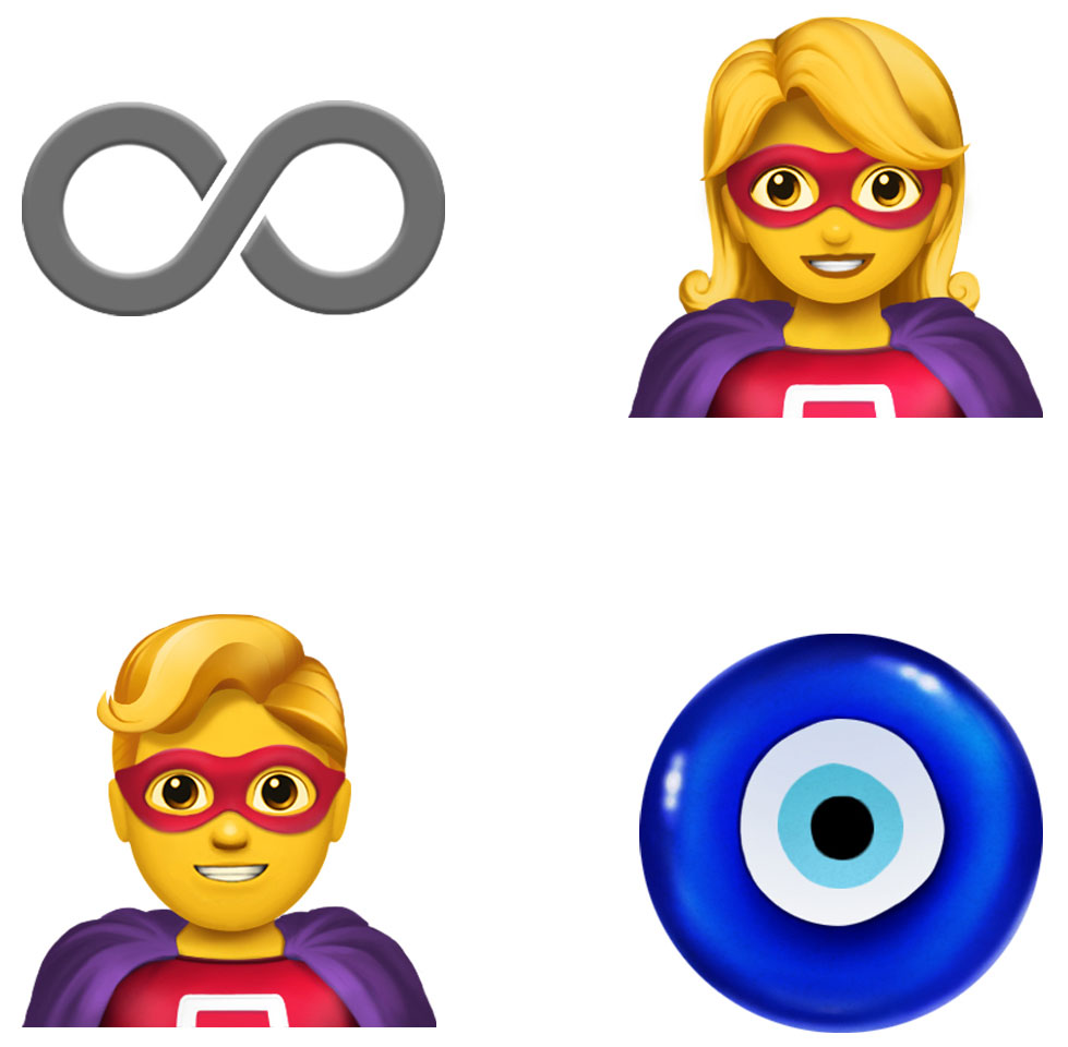 Infinite Loop, Superheroes, and an All-Seeing Eye