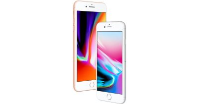 iPhone 8 and iPhone 8 Plus top selling smartphones