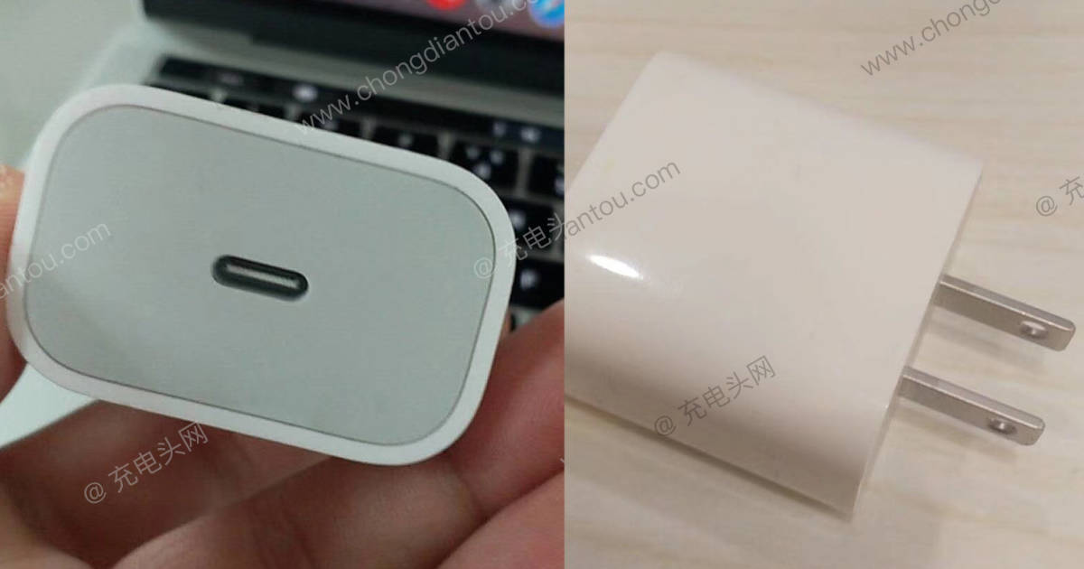 iPhone USB-C Charger Photos Leaked