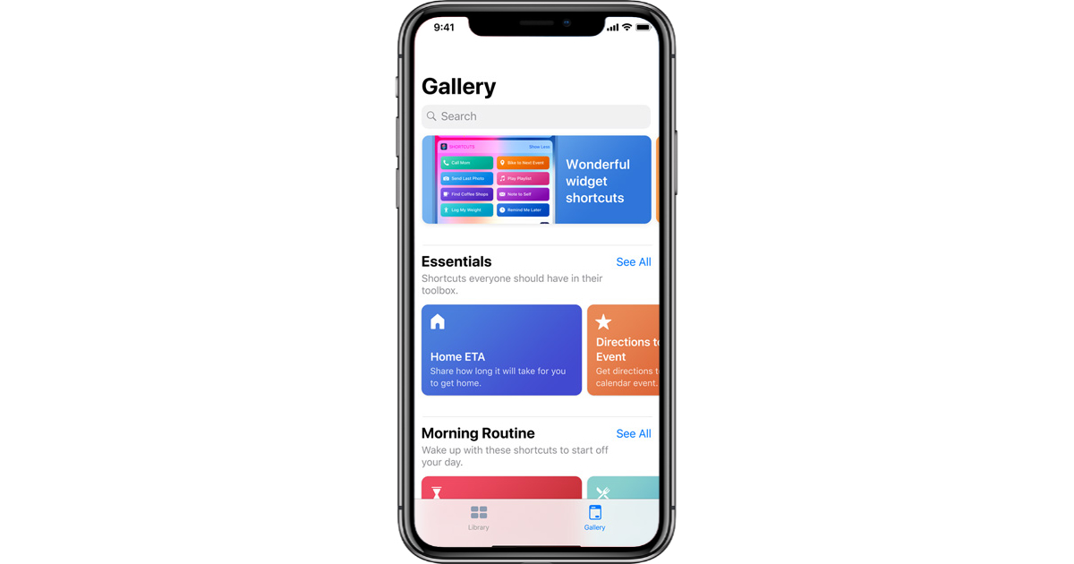 Find iOS 12 Shortcuts You can Try Out at Sharecuts