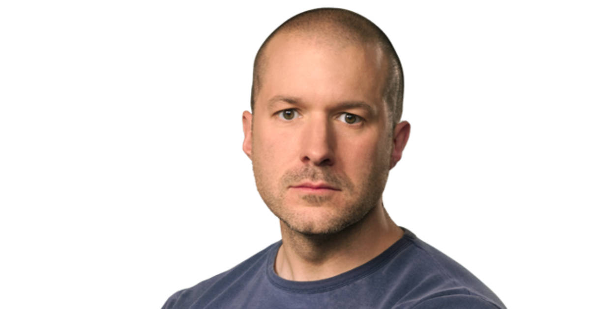 Sir Jony Ive on Design and Apple's Values