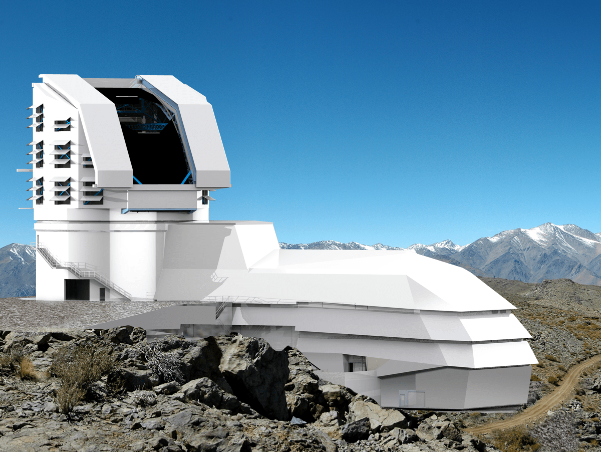 New LSST Telescope Will Search for Asteroids on Collision Courses