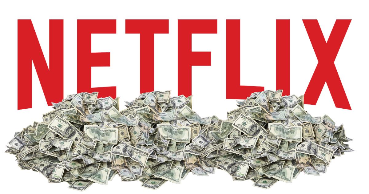 Netflix's Original Content Budget is Bonkers Huge