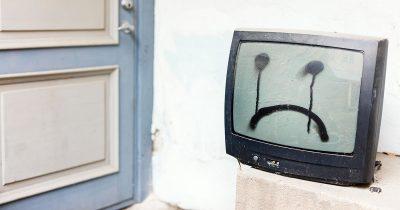Sad TV