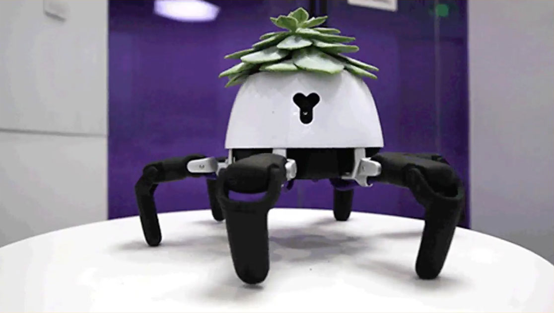 Sharing Human Technology with Plants