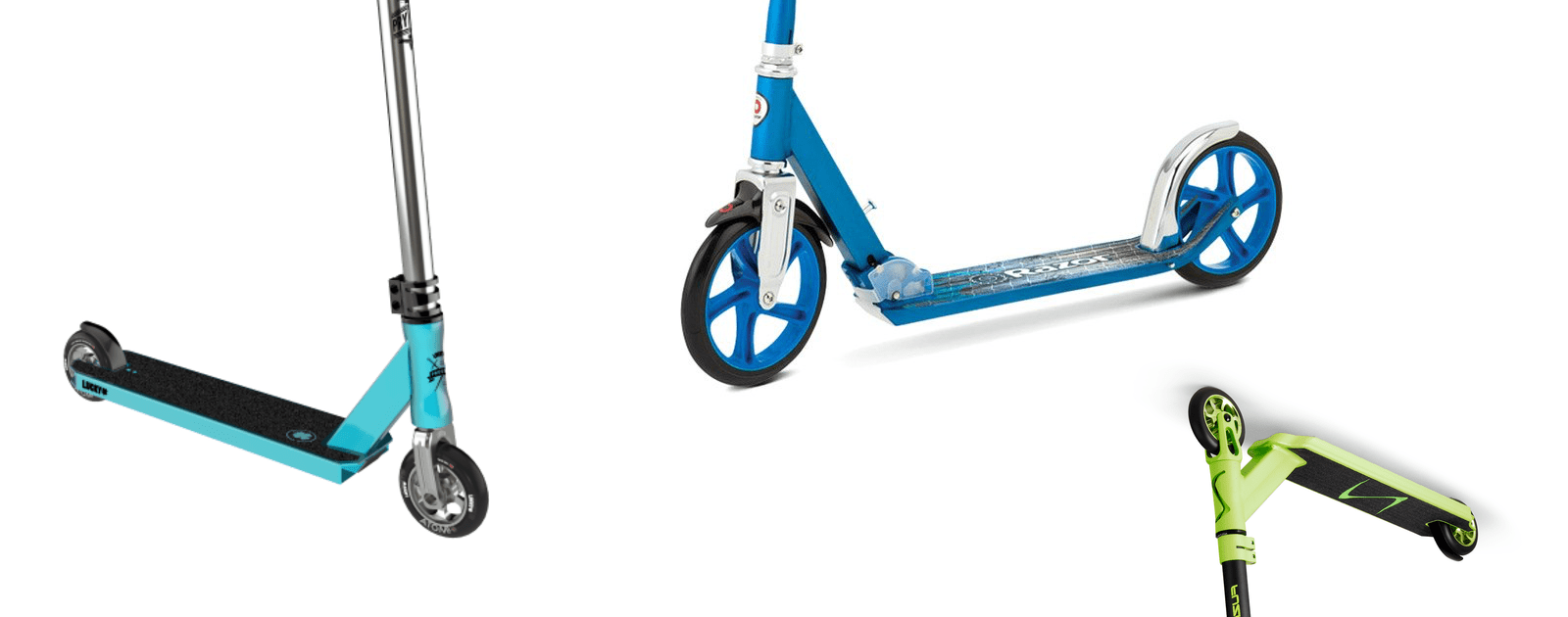 These Smart Scooters are Tracking Your Children