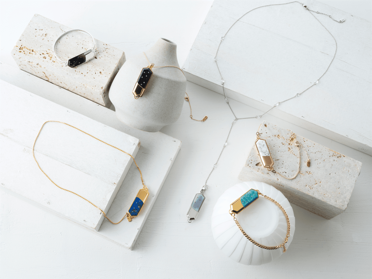 Talsam is Smart Jewelry that Connects You With Loved Ones