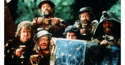 Time Bandits movie now an Apple television series