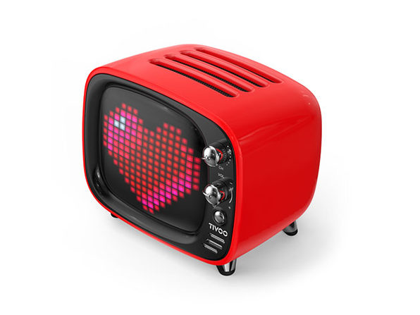 TIVOO Pixel Art Bluetooth Speaker: $79