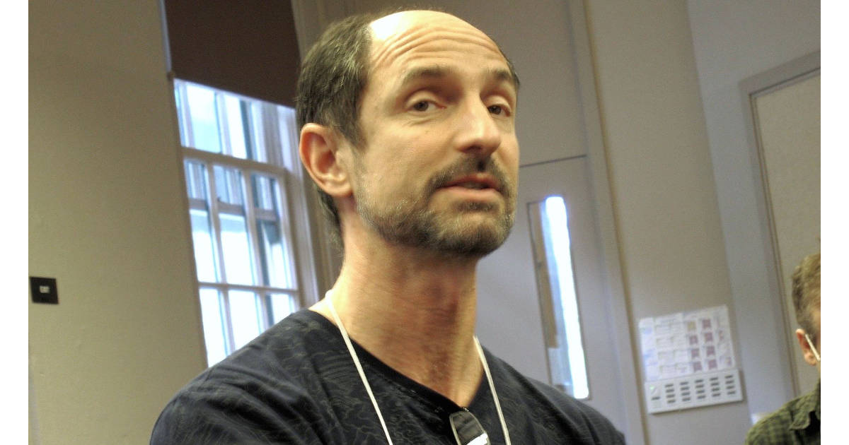 Siri co-founder Tom Gruber