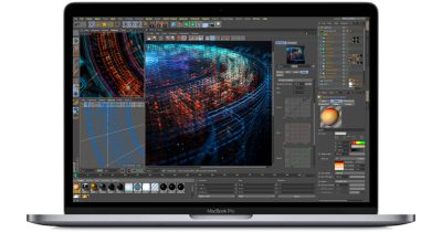 15-inch Touch Bar MacBook Pro with 32 GB RAM