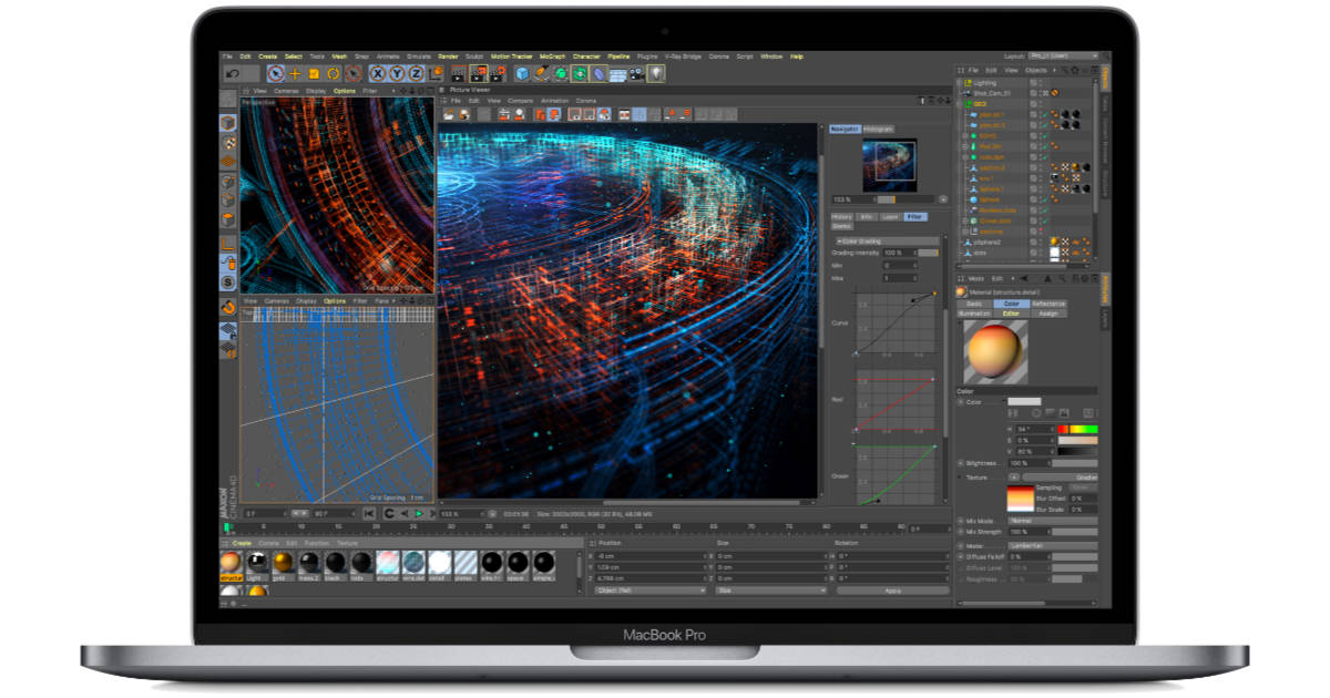 More Details on the 8th Gen. Intel CPUs in New MacBook Pros