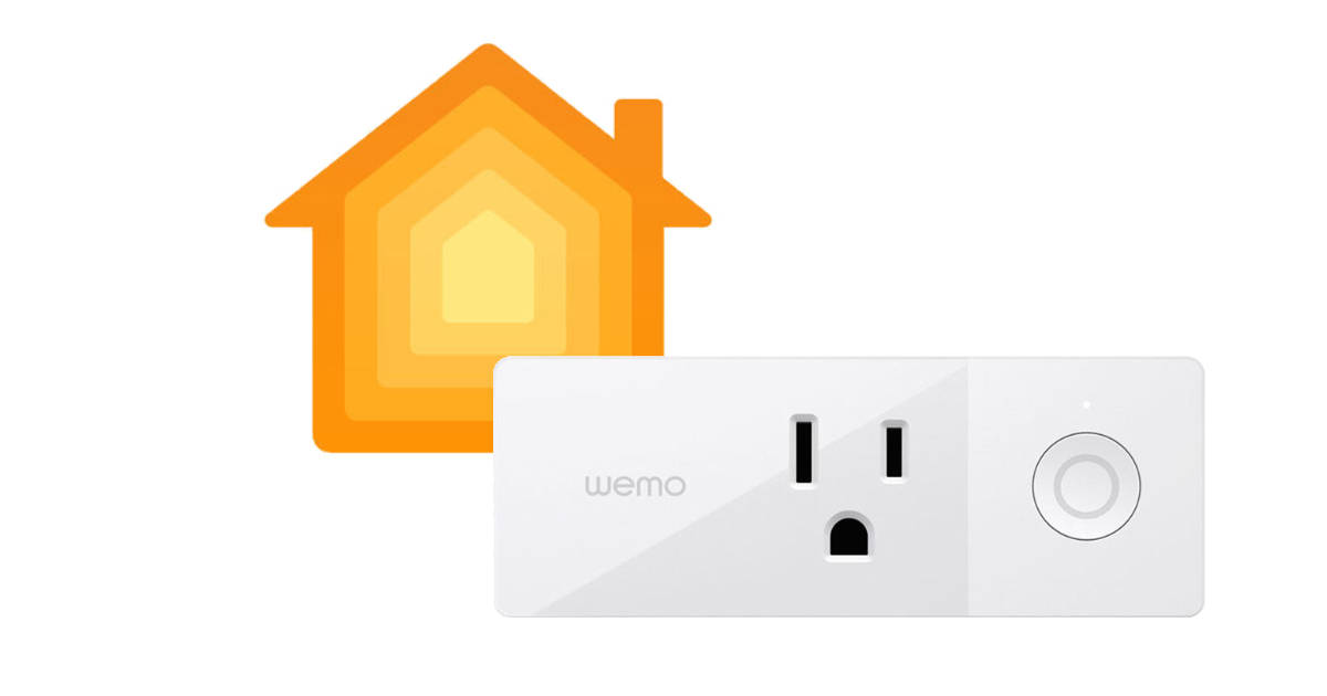 Wemo Mini Smart Plug Gets Hub-free HomeKit Support