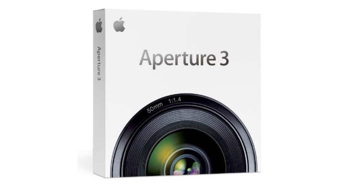 The Story of Apple's Aperture: Rise and Fall