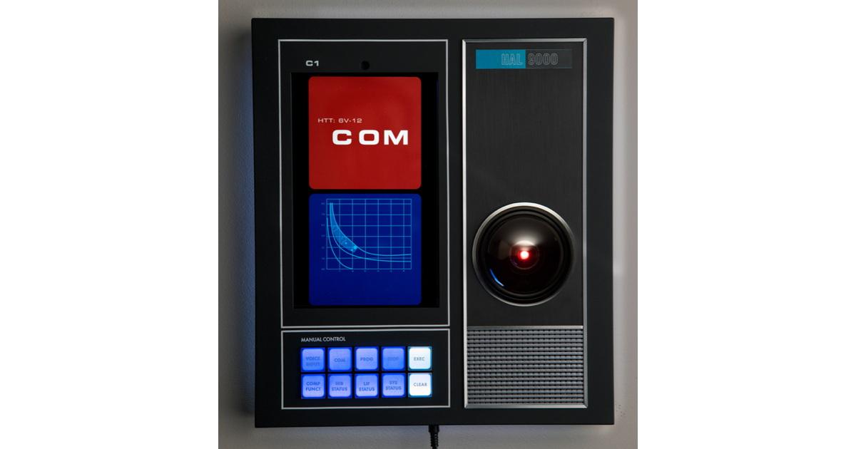 HAL-9000: Meet Alexa. Sorry Dave