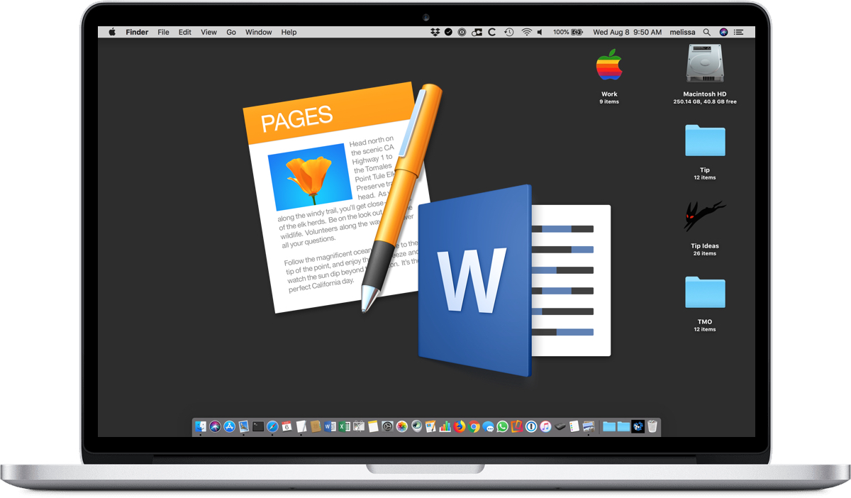 macOS: Creating Templates in Pages and Word - The Mac Observer