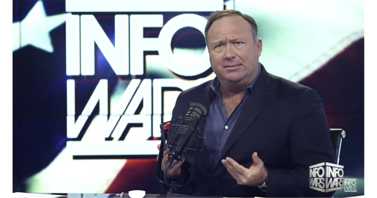 Apple Permanently Bans Infowars App from App Store