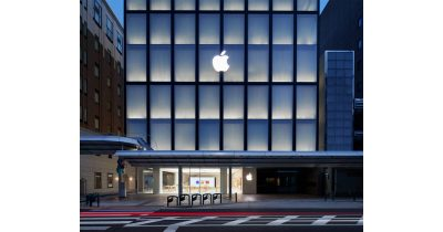 Apple retail store Shijō Dori Kyoto