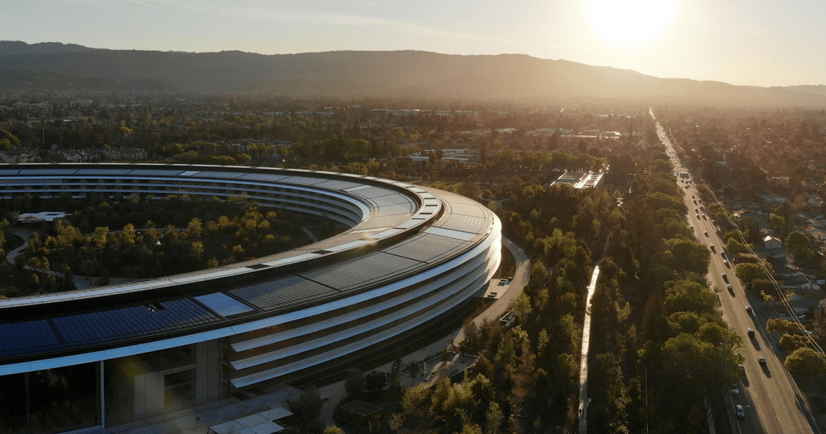 Apple Park Campus is Ready for Earthquakes