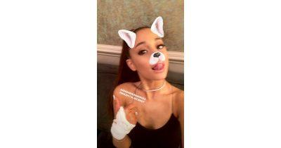 Ariana Grande tweets about Carpool Karaoke