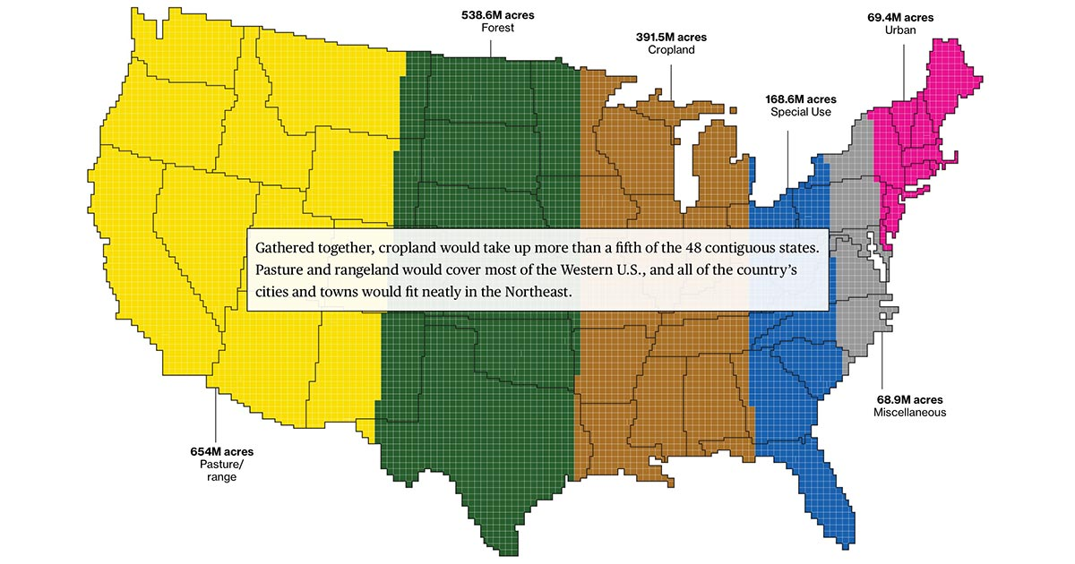 You'll Never Look at a U.S. Map the Same