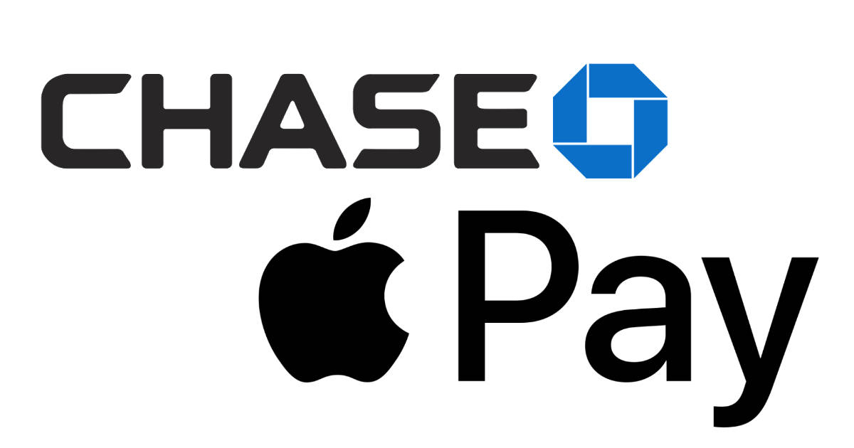 Chase ATM Apple Pay support