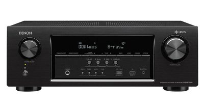 Denon AirPlay 2 receiver