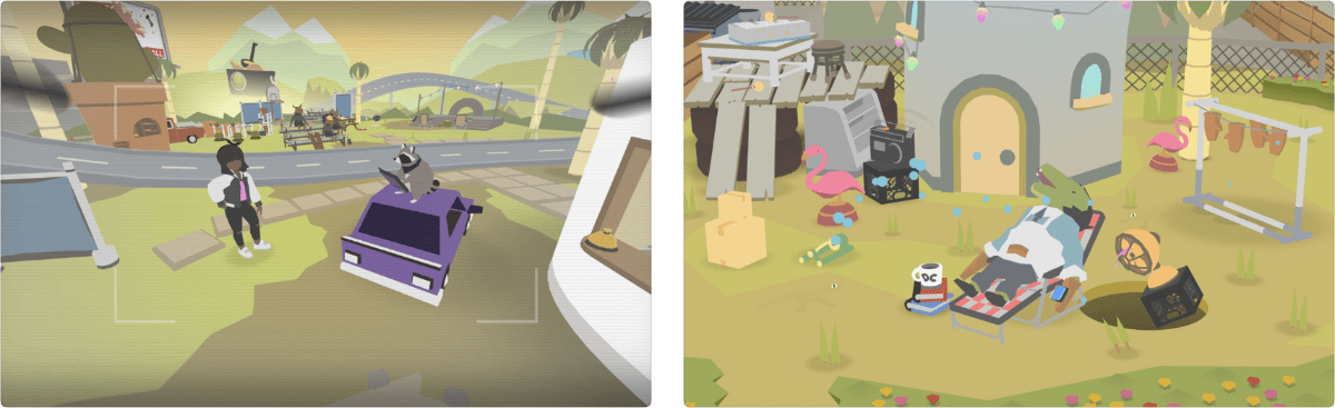 Donut County Game Launches Tuesday for iOS, macOS