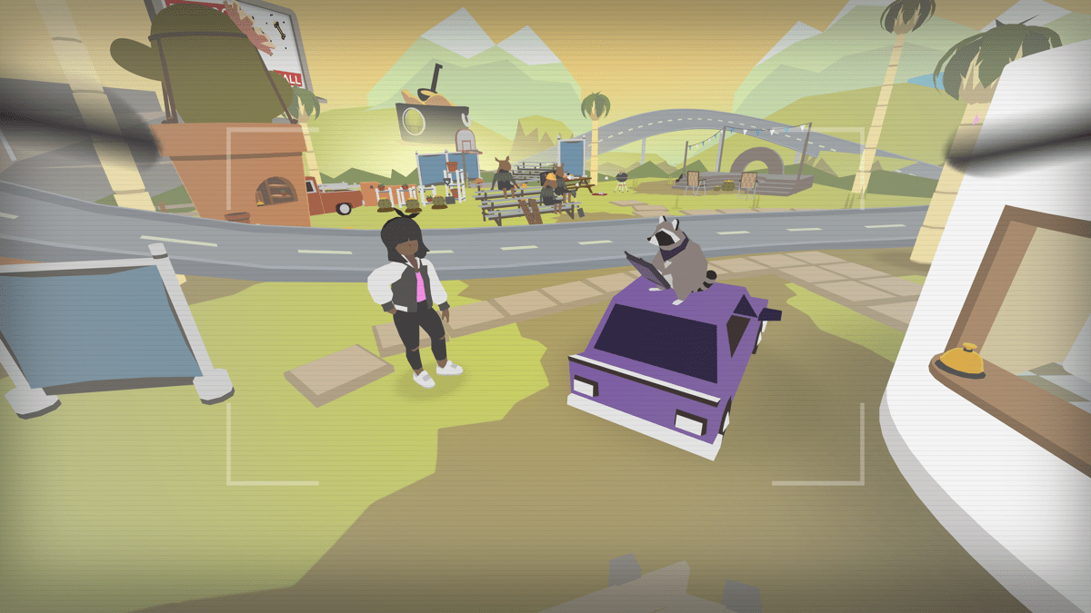 Donut County Game Available for Pre-Order Today