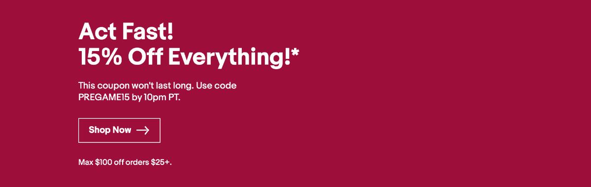 ebay sale banner