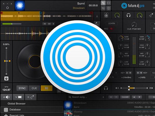 Future.dj Pro Music Mixer: $19
